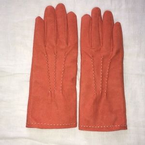 Lands End Gloves. Sz  L
